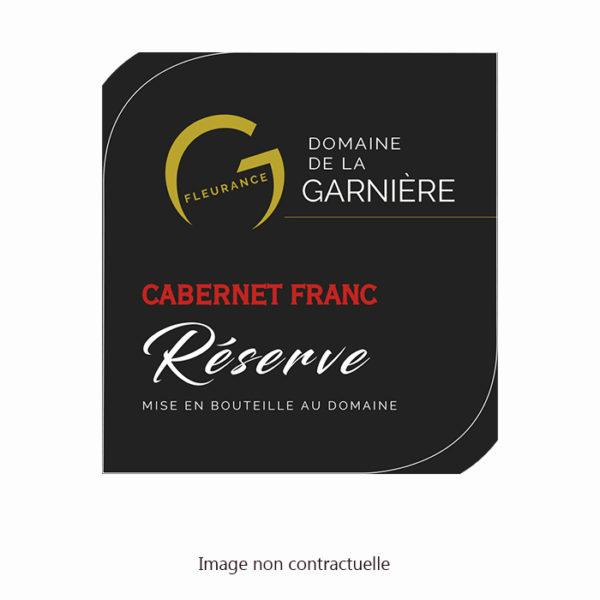 Etiquette-Cabernet-Franc-Réserve-Garniere