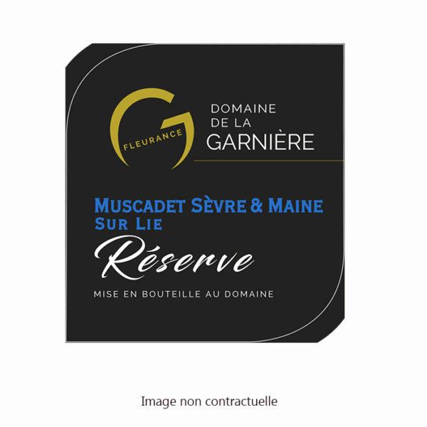 Etiquette-Muscadet-Réserve-Garniere