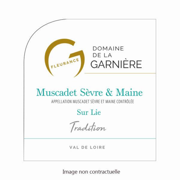 Etiquette-Muscadet-Tradition-Garniere